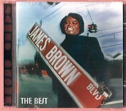 CD JAMES BROWN - THE BEST